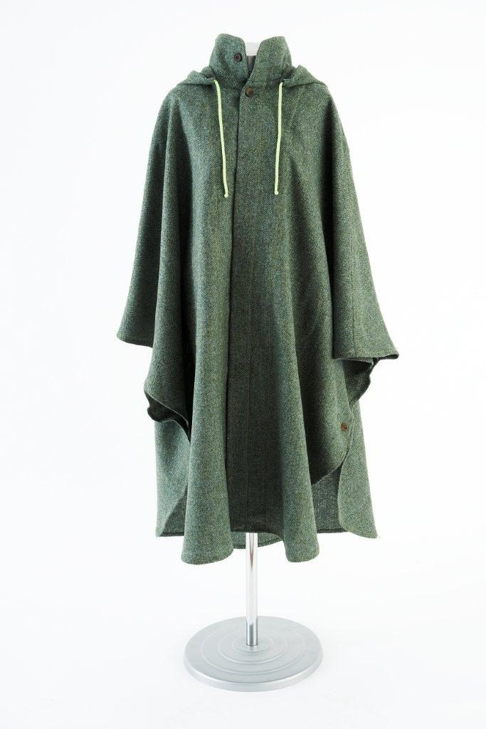 Cape – Green – Made in England
