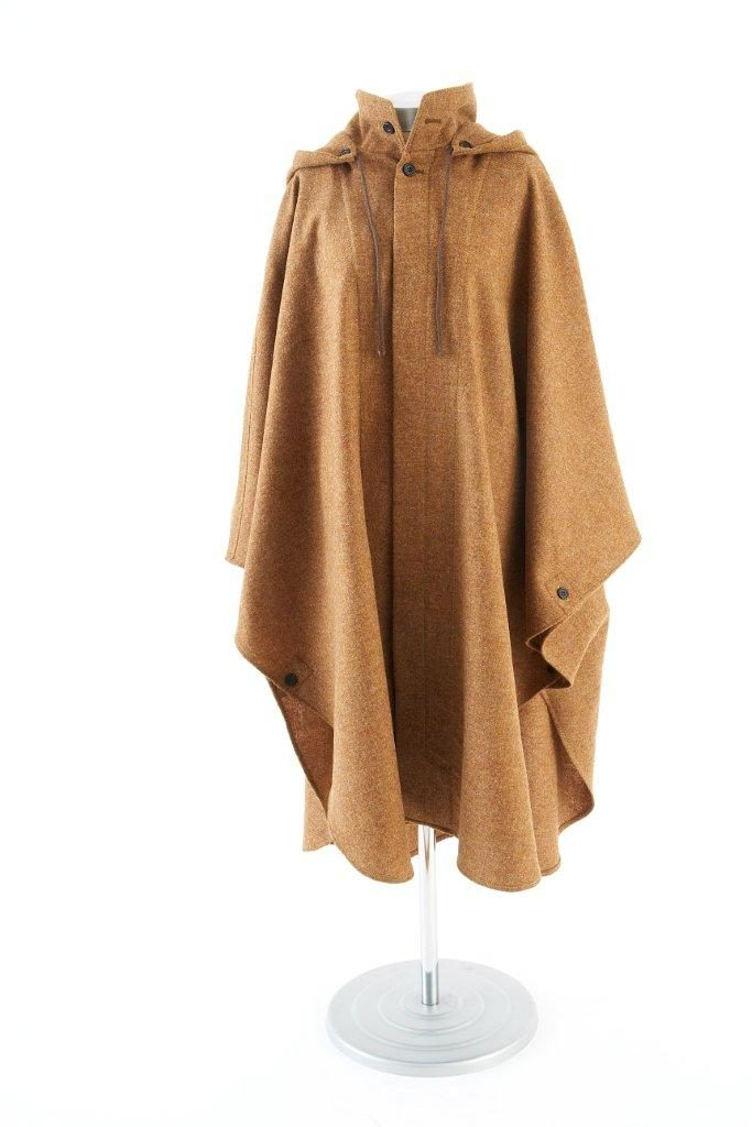 Cape – Brown – Made in England