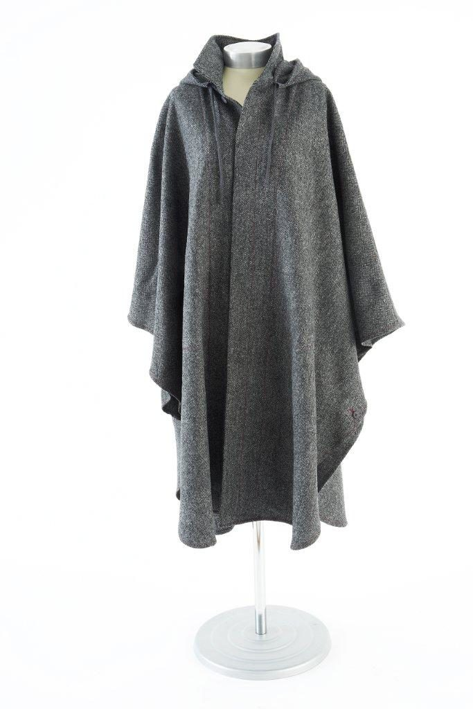Cape – Grey – Made in England
