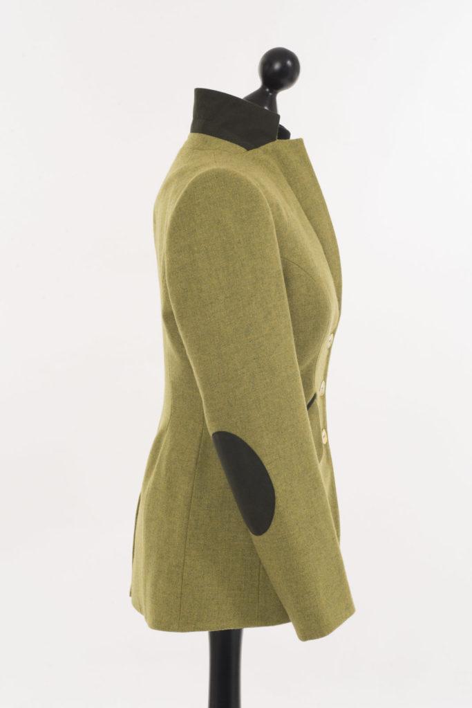 Va Va Voom Jacket – Chartreuse – Made in England