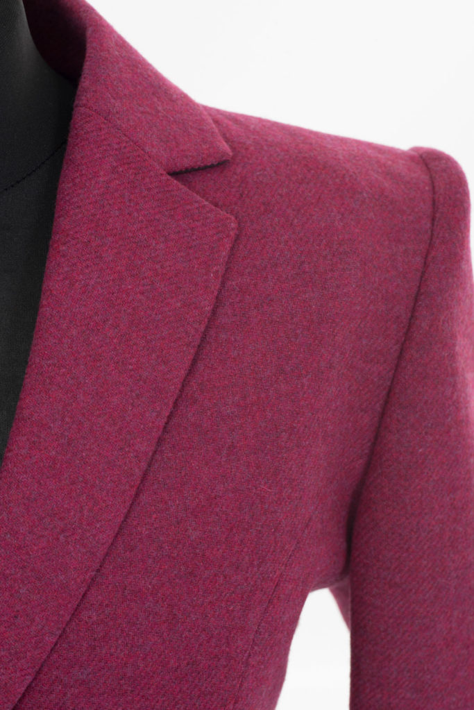 Va Va Voom Jacket – Fuchsia – Made in England