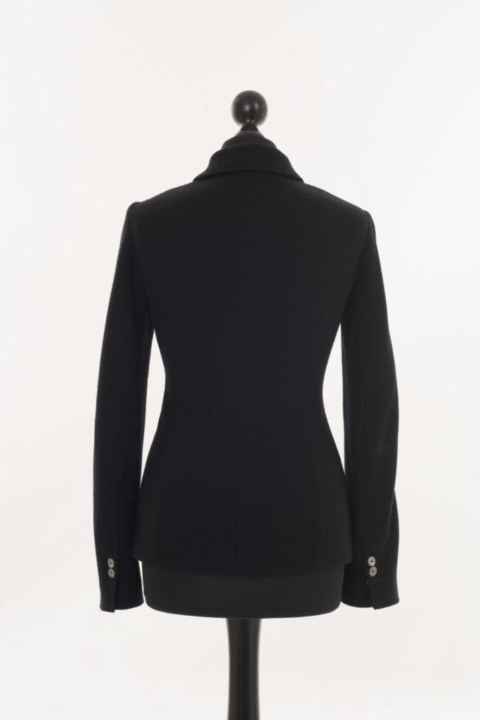 Ladies Cashmere Jacket – Cocktail Black