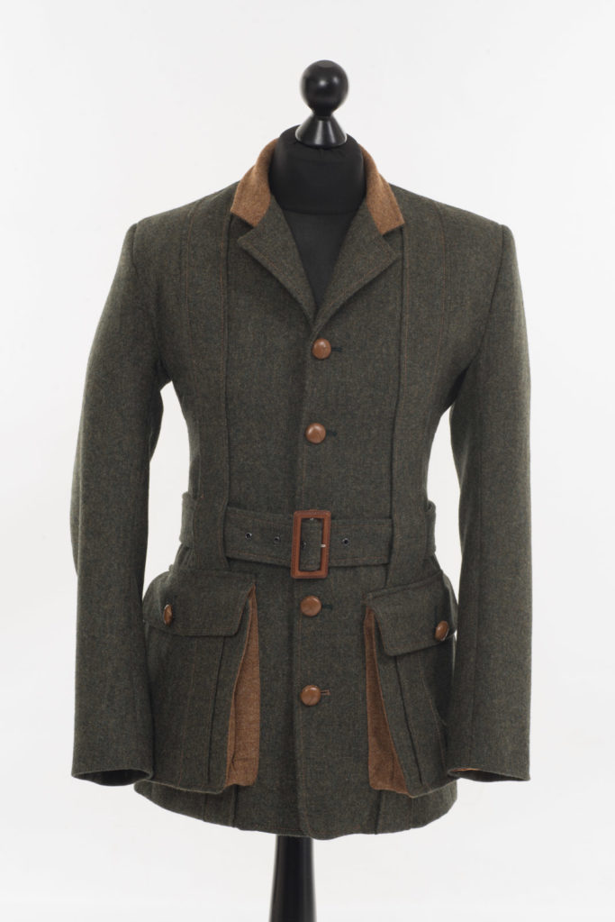 Lucan Norfolk Jacket – Loden Green – Made in England