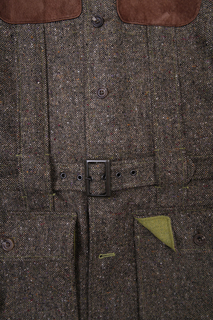 Norfolk Jacket – Heath Donegal – Made in England