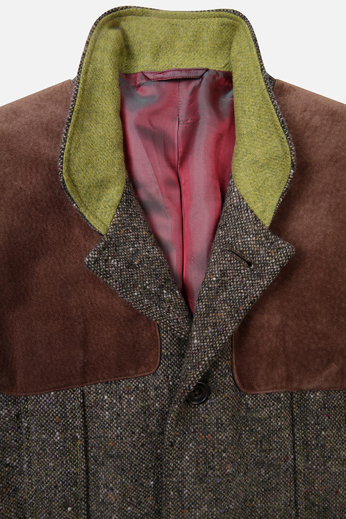 Norfolk Jacket – Donegal – Made in England