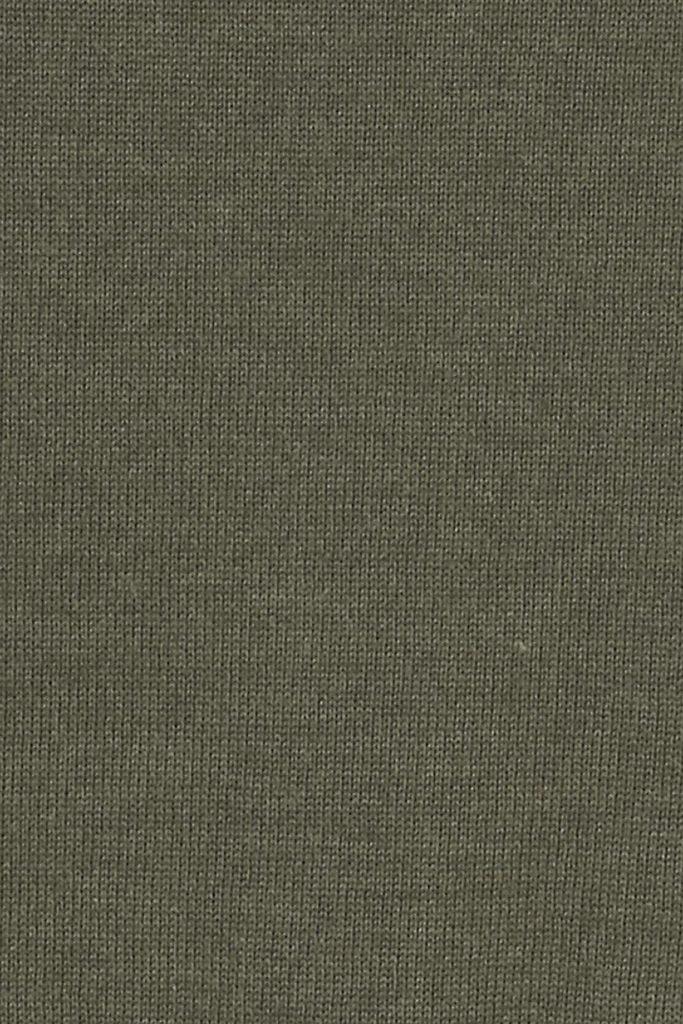 Mens Cashsilk Jumper – Lovat Cashmere/Silk