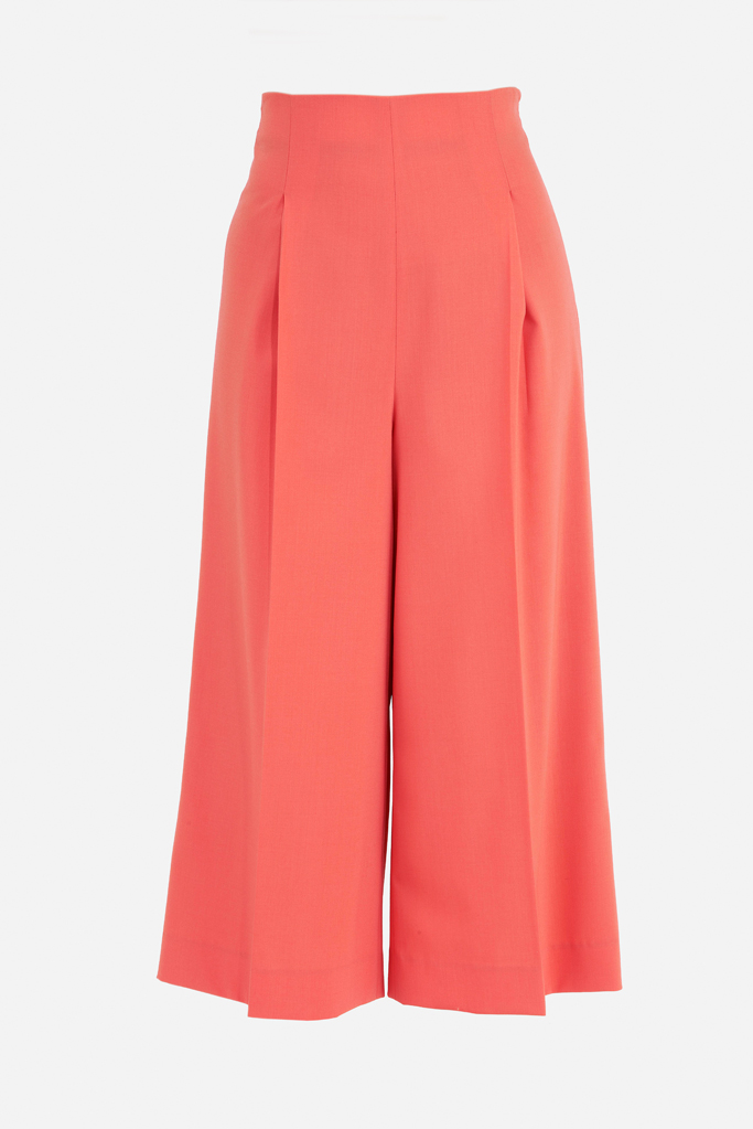Ladies Culotte – Coral Sportswool – Made in England